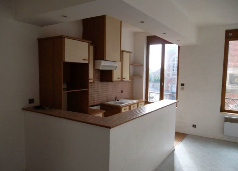Appartement à louer 77m2 à Saint-Quentin