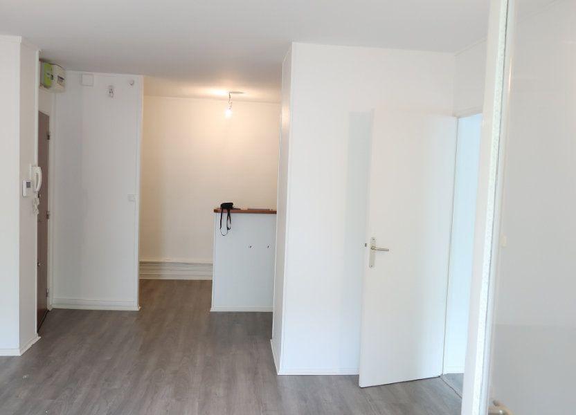 Appartement à louer 41m2 à Saint-Quentin
