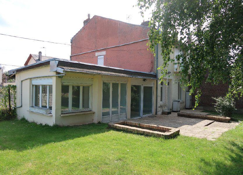 Maison à louer 140.85m2 à Saint-Quentin