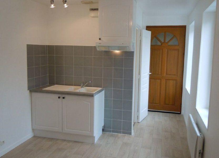 Appartement à louer 25.64m2 à Saint-Quentin