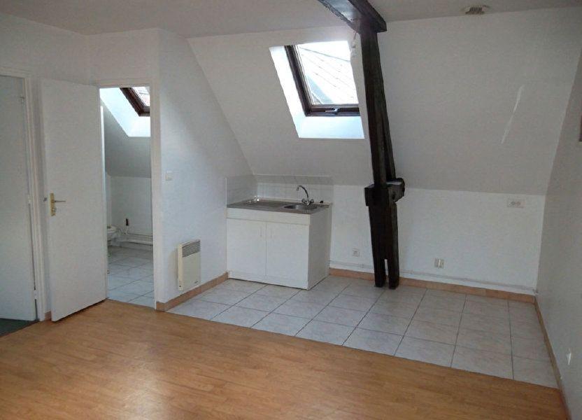 Appartement à louer 30.3m2 à Saint-Quentin