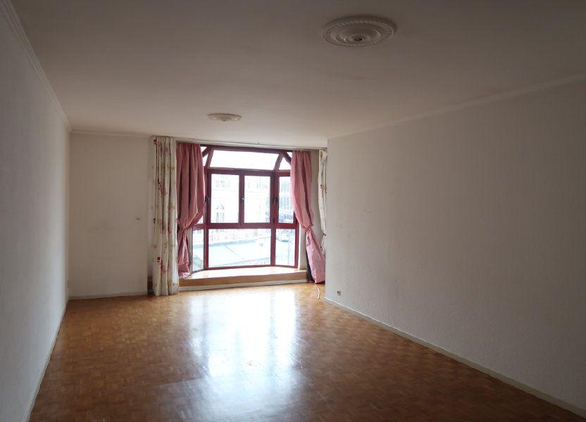 Appartement à louer 117m2 à Saint-Quentin