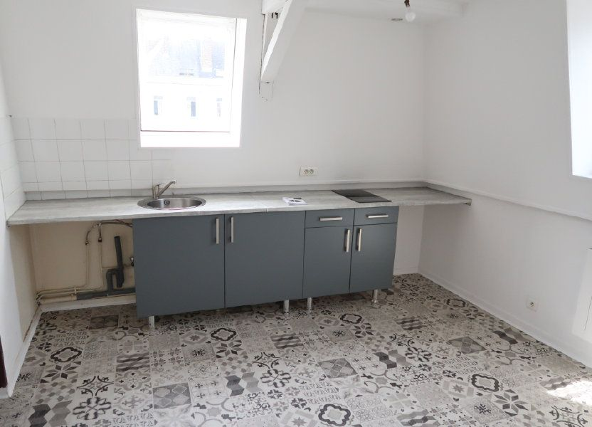 Appartement à louer 29m2 à Saint-Quentin