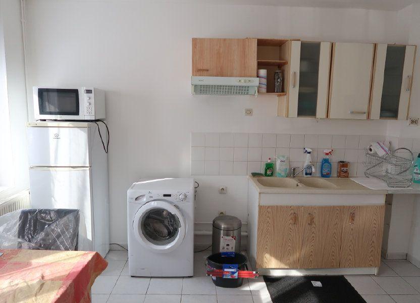 Appartement à louer 25m2 à Saint-Quentin