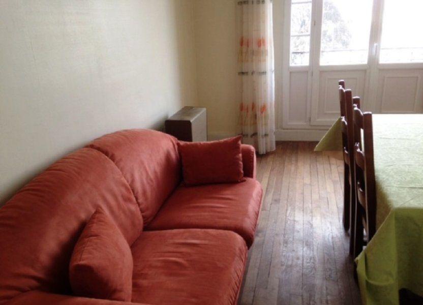 Appartement à louer 36m2 à Saint-Quentin