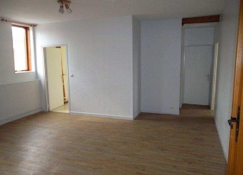 Appartement à louer 60.53m2 à Saint-Quentin