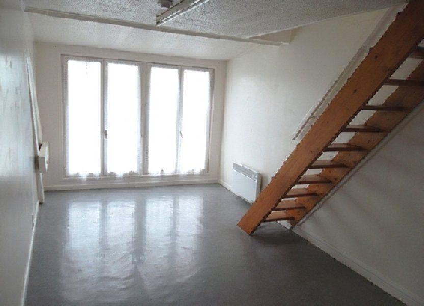 Appartement à louer 28.87m2 à Saint-Quentin