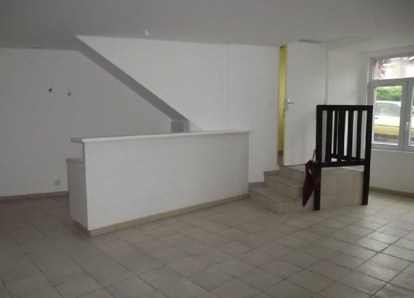 Appartement à louer 77m2 à Guise