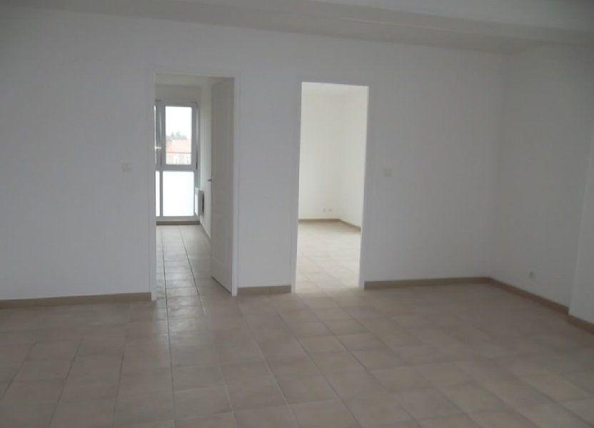 Appartement à louer 68m2 à Guise