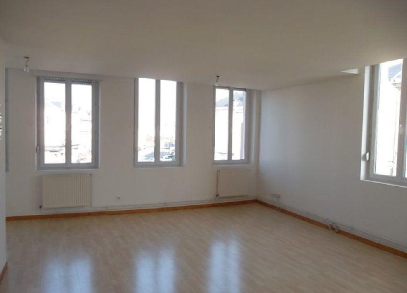 Appartement à louer 84.08m2 à Saint-Quentin