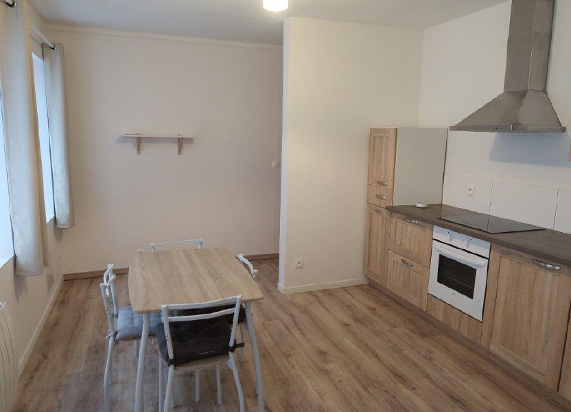 Appartement à louer 39.6m2 à Saint-Quentin