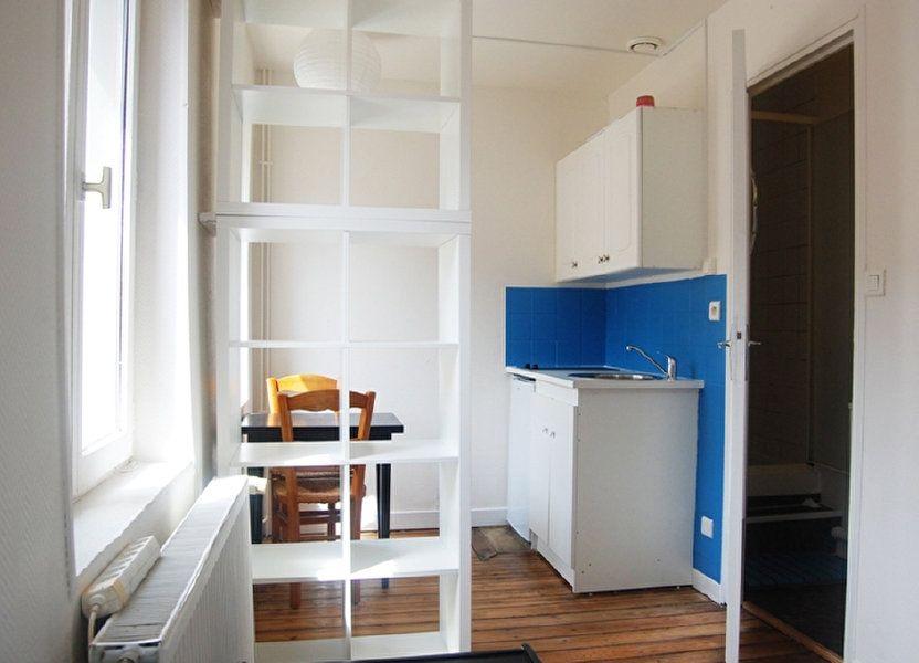 Appartement à louer 14m2 à Saint-Quentin