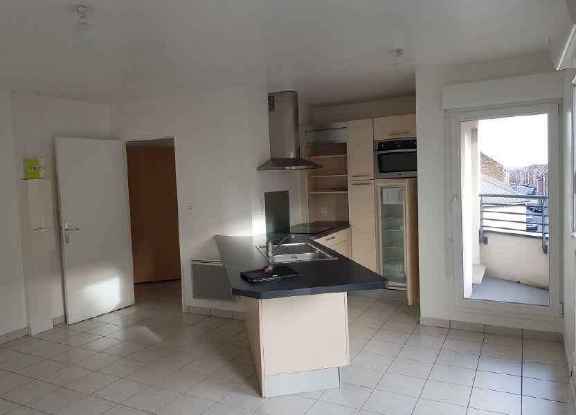 Appartement à louer 45.51m2 à Amiens