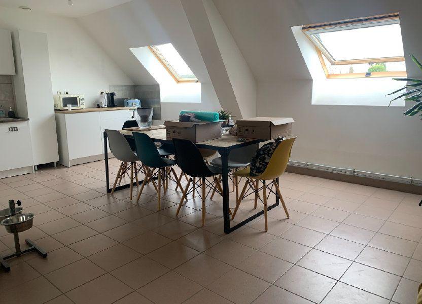 Appartement à louer 93m2 à Danizy