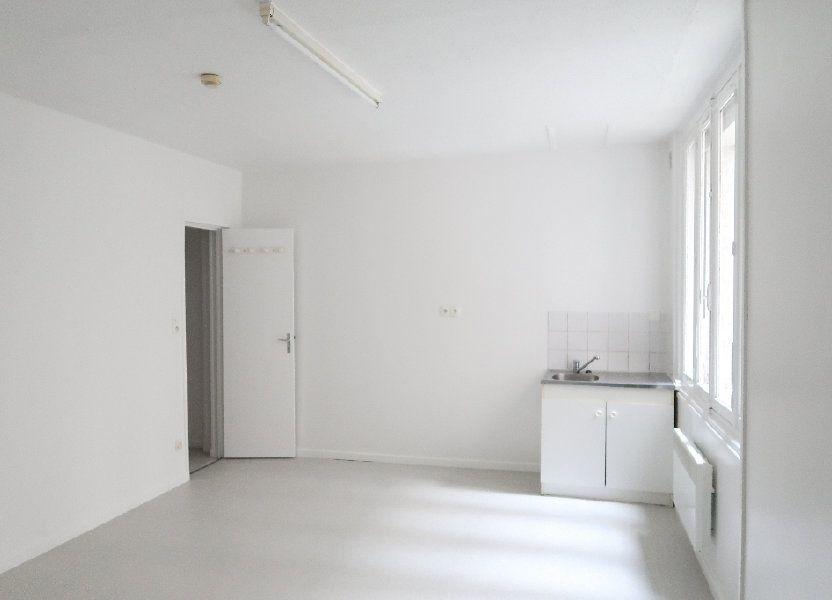 Appartement à louer 21.62m2 à Saint-Quentin