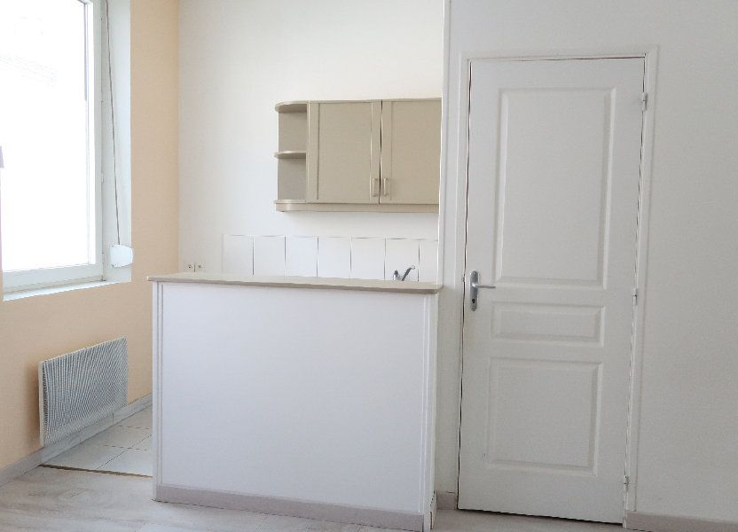 Appartement à louer 27.3m2 à Saint-Quentin