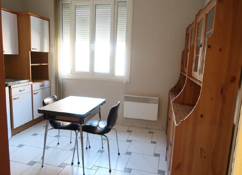 Appartement à louer 31.92m2 à Saint-Quentin