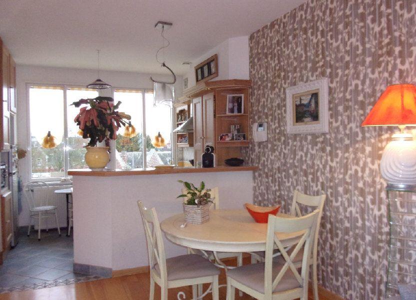 Appartement à louer 53.6m2 à Saint-Quentin