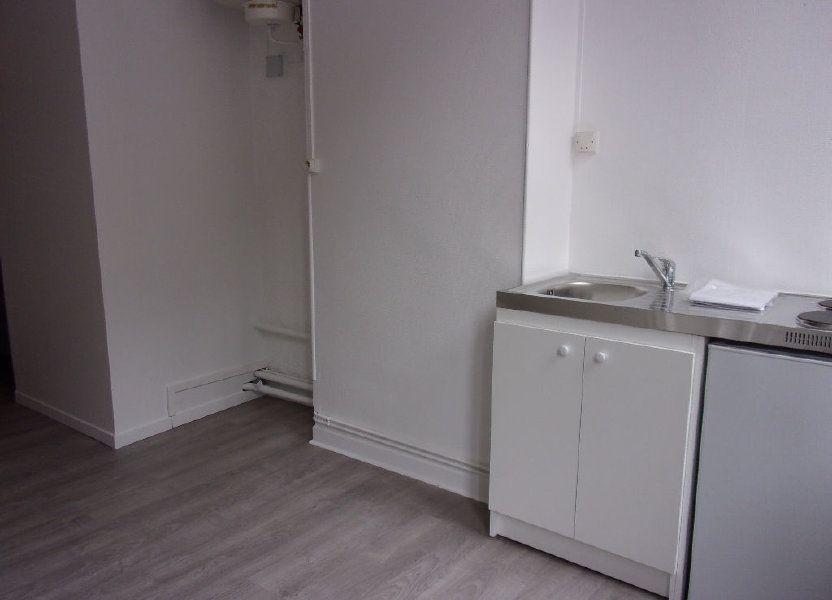 Appartement à louer 18.6m2 à Saint-Quentin