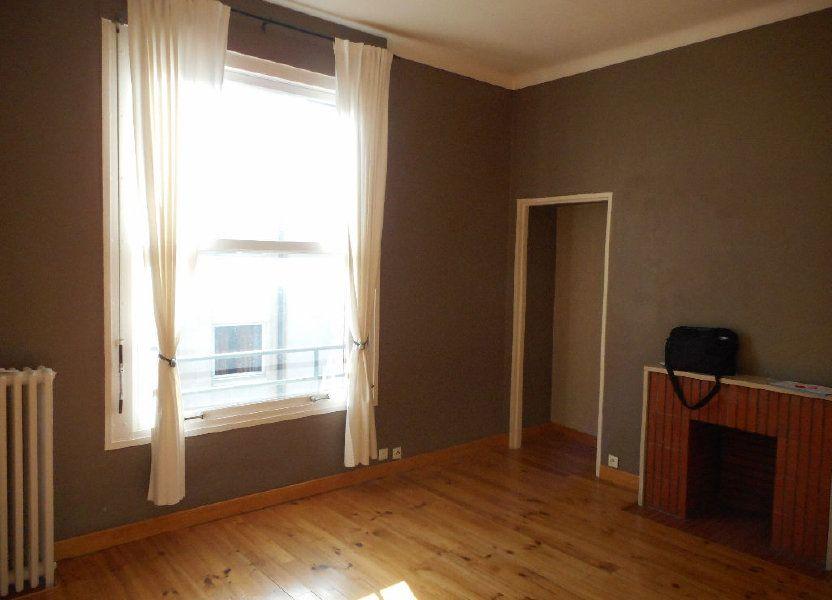 Appartement à louer 69.92m2 à Amiens