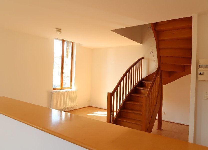 Appartement à louer 70.36m2 à Saint-Quentin