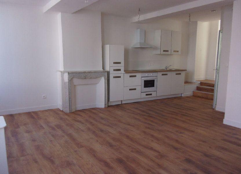 Appartement à louer 70m2 à Saint-Quentin