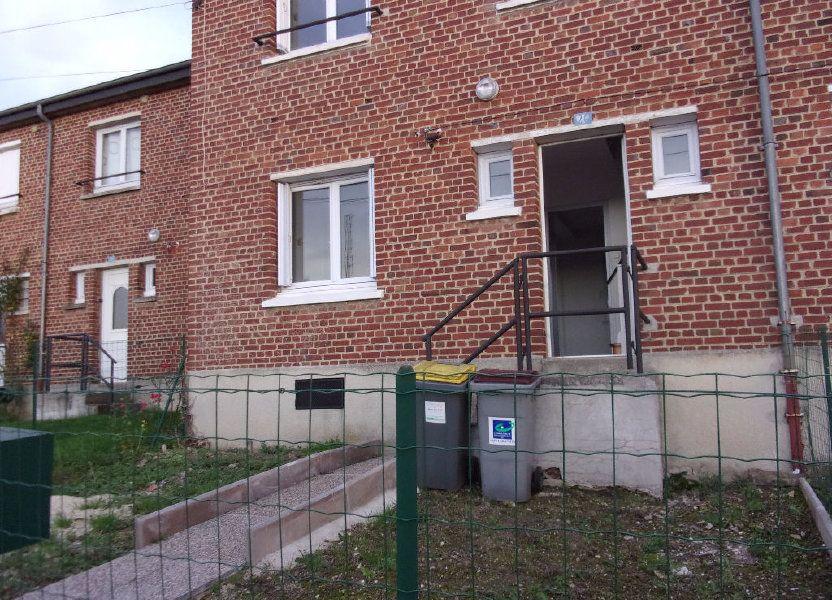 Maison à louer 61m2 à Gauchy