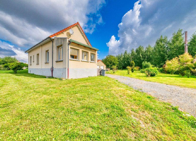 Maison à vendre 105m2 à Travecy