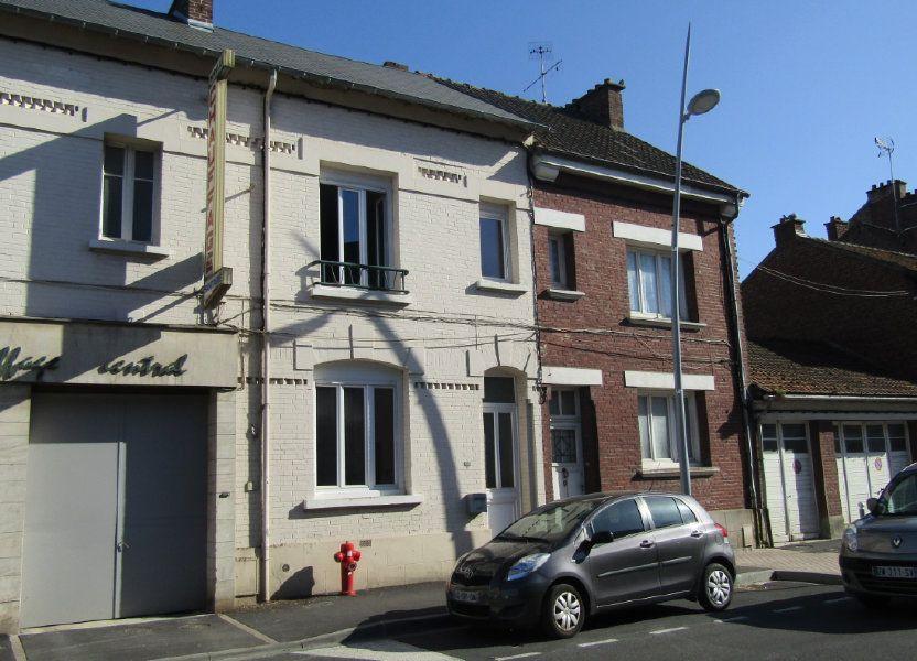 Maison à vendre 92m2 à Tergnier