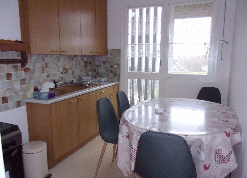 Appartement à louer 79.68m2 à Saint-Quentin