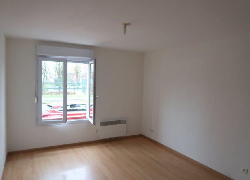Appartement à louer 37.76m2 à Saint-Quentin