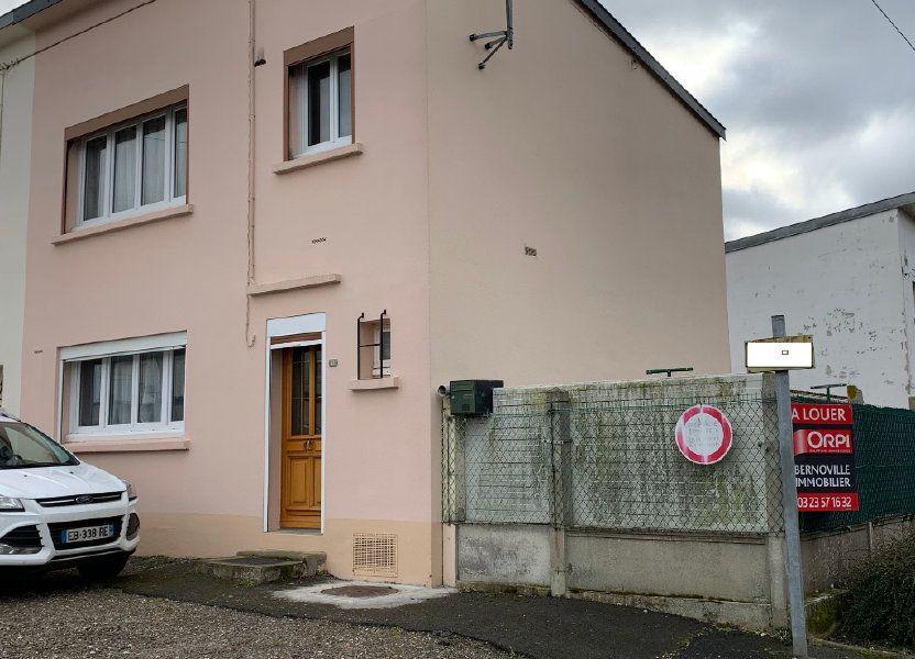 Maison à louer 70m2 à Tergnier