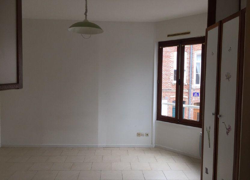 Appartement à louer 18.34m2 à Amiens
