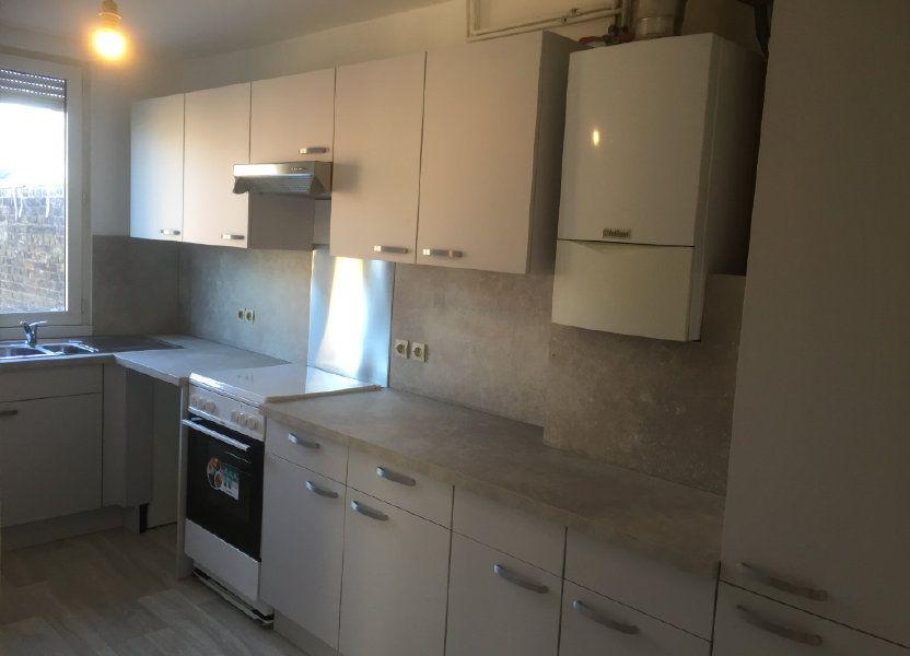 Appartement à louer 76m2 à Amiens