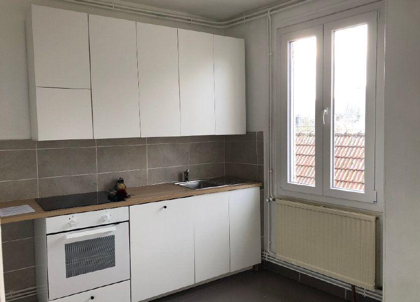 Appartement à louer 61m2 à Laon