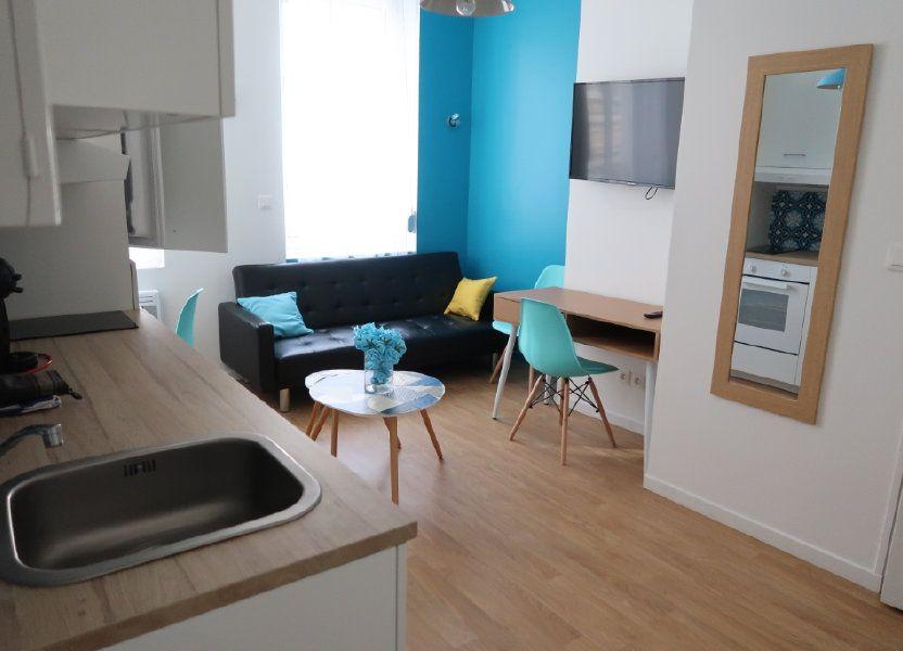 Appartement à louer 31.45m2 à Saint-Quentin