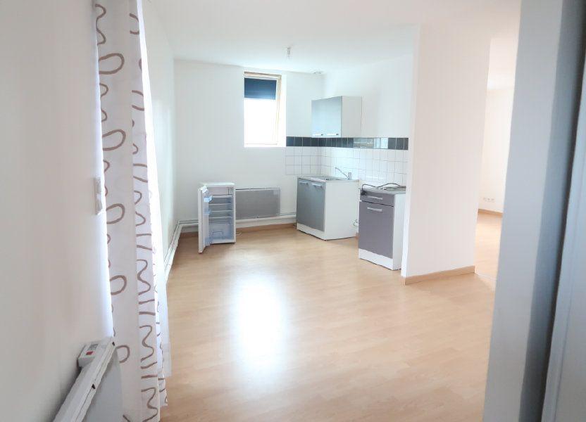 Appartement à louer 58.6m2 à Saint-Quentin