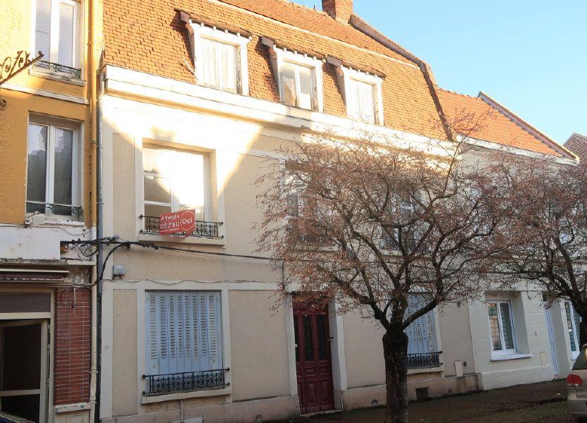 Maison à vendre 154m2 à La Fère