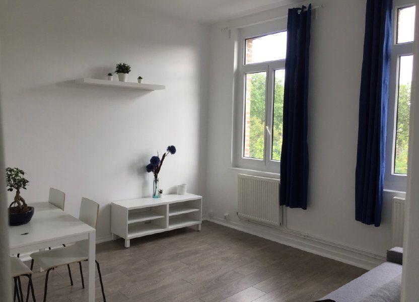 Appartement à louer 40m2 à Amiens