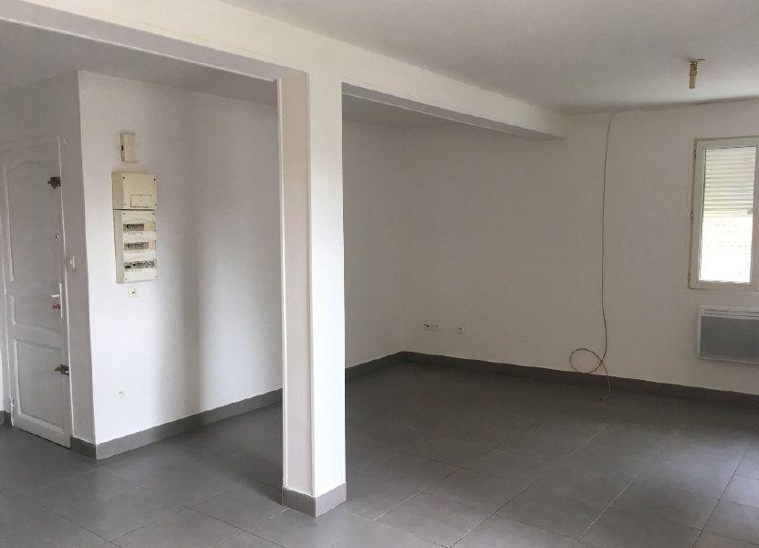 Appartement à louer 38.48m2 à Tergnier
