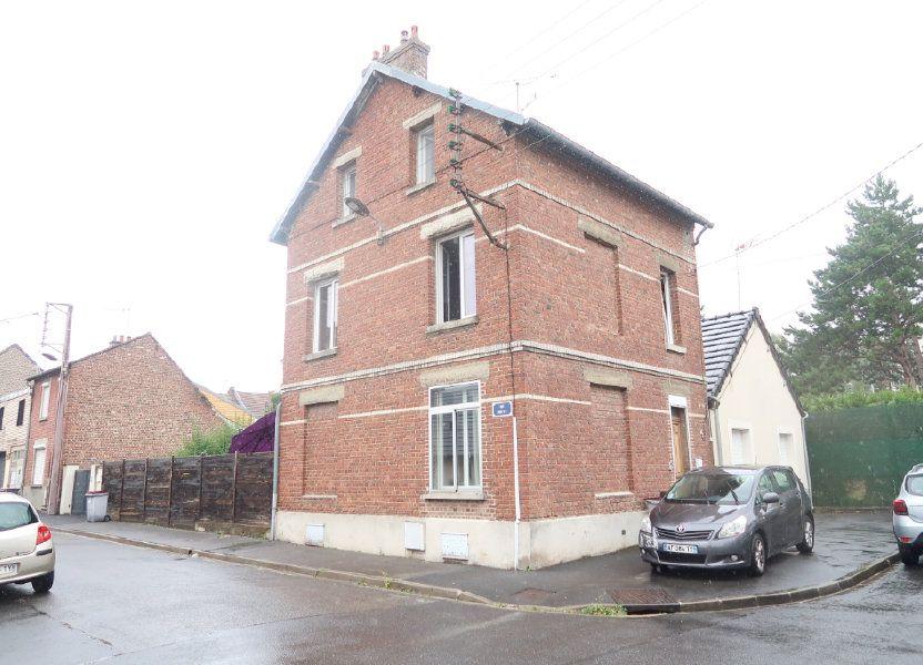 Maison à vendre 133m2 à Saint-Quentin
