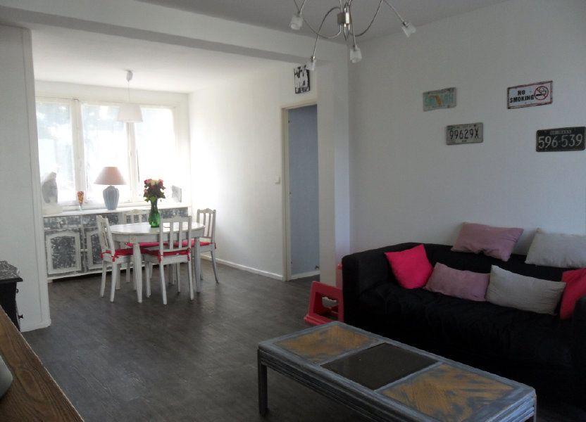 Appartement à vendre 66m2 à Saint-Quentin