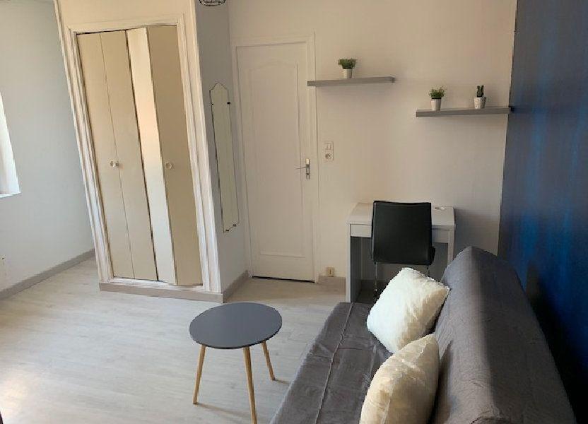 Appartement à louer 19m2 à Amiens