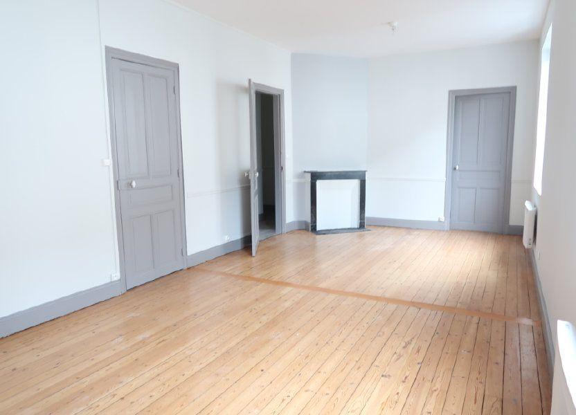 Appartement à louer 63m2 à Saint-Quentin