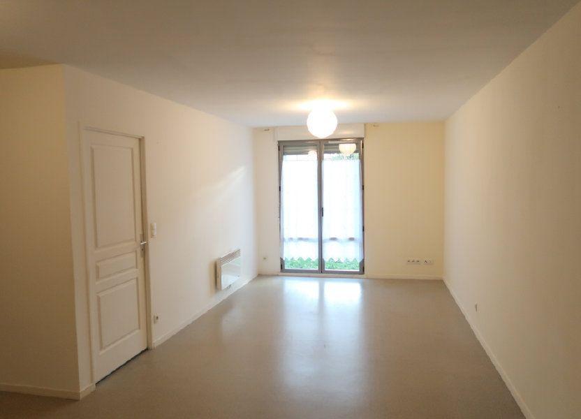 Appartement à louer 54.42m2 à Amiens
