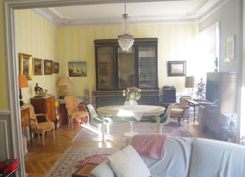 Appartement à vendre 100m2 à Saint-Quentin
