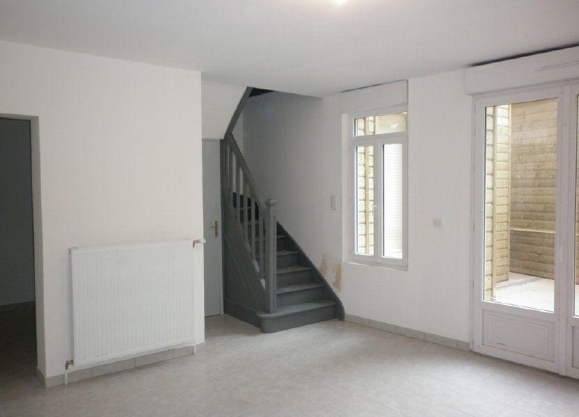 Maison à vendre 96.48m2 à Saint-Quentin