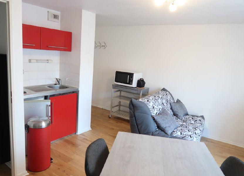 Appartement à louer 32.99m2 à Amiens