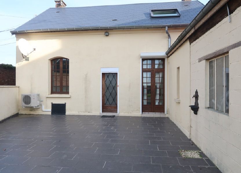 Maison à vendre 105m2 à Pontru
