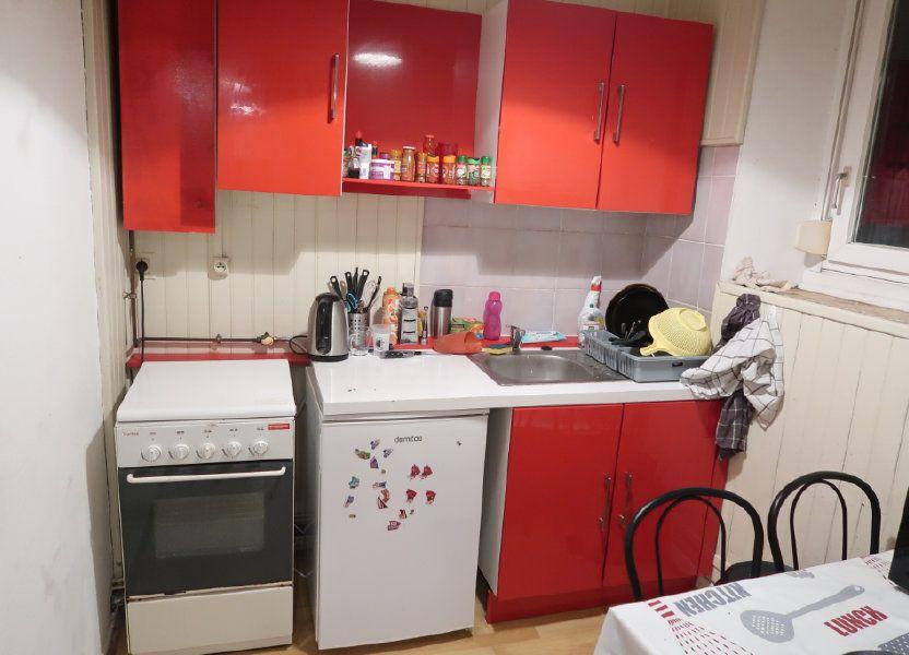 Appartement à louer 35.95m2 à Saint-Quentin